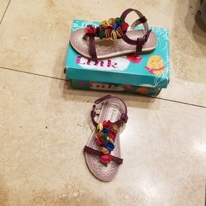 Link Shoes - New girls sandal size 7
